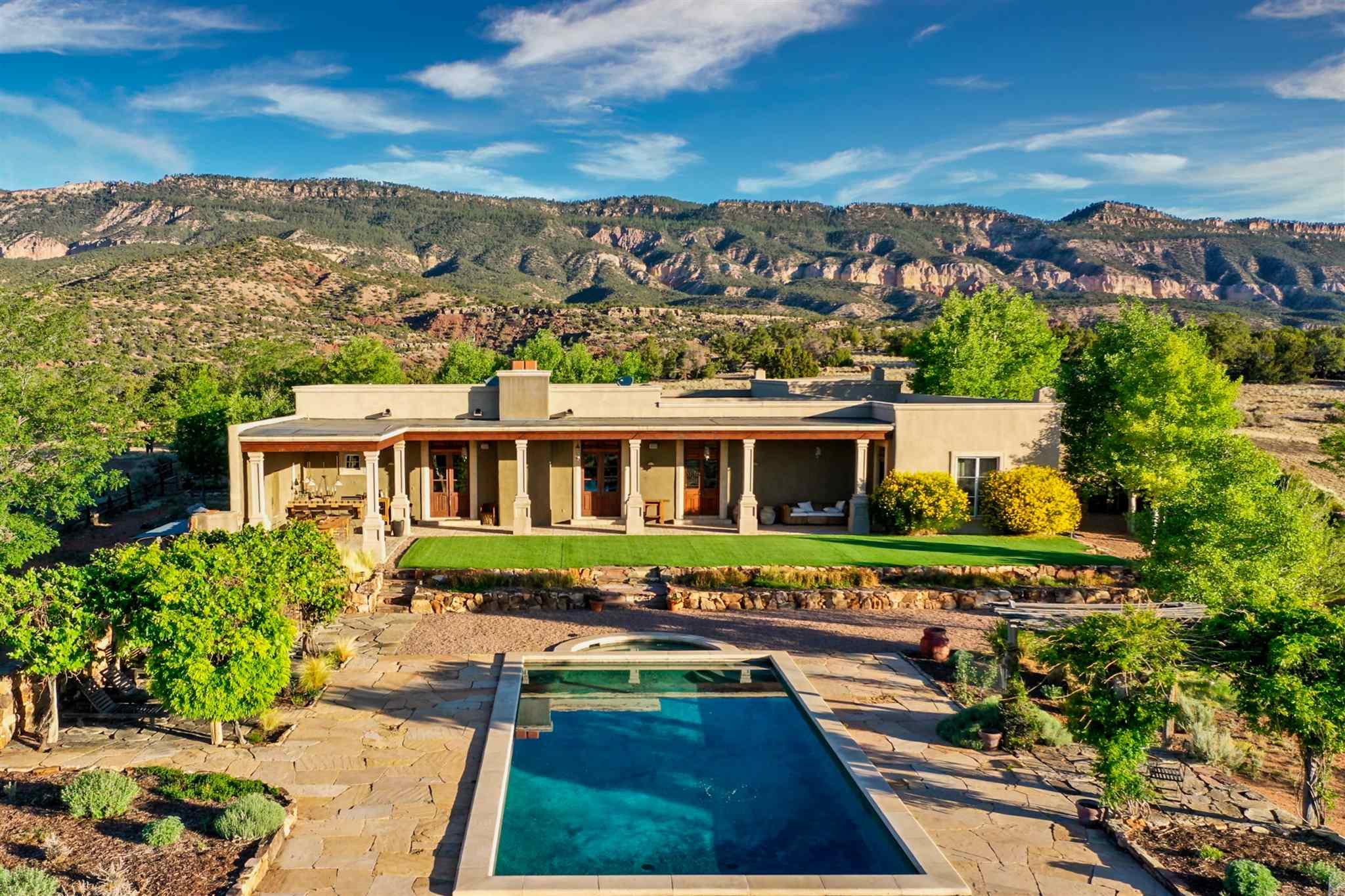 Santa Fe Majestic Ranch